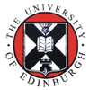 Logo of the University of Edinburgh.