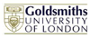 Logo of Goldsmiths, University of London.